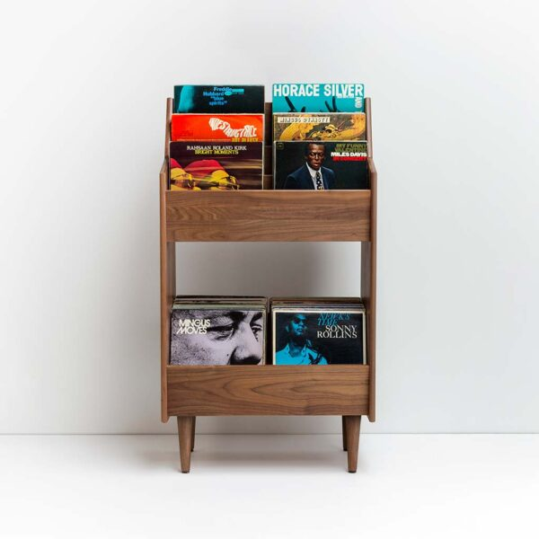 MCM Luxe Record Stand