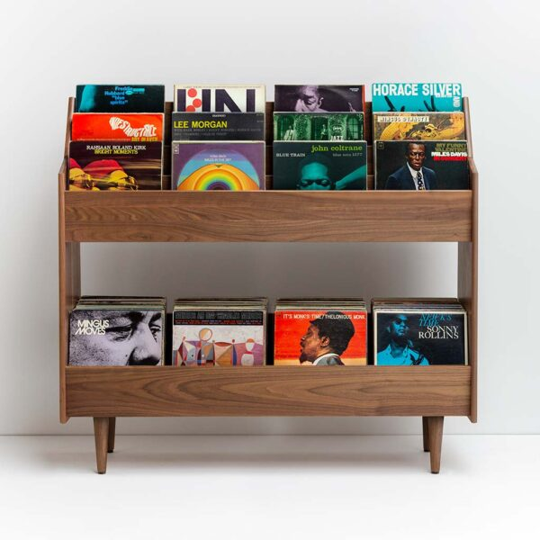 MCM Luxury Record Stand