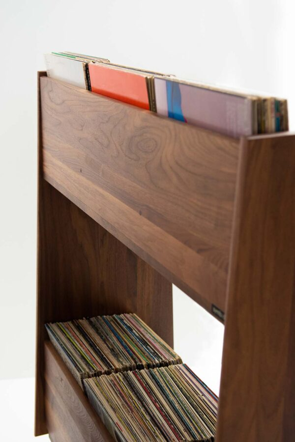 Mid-Century Record Stand