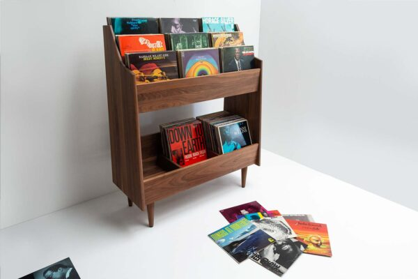 Modern Record Stand