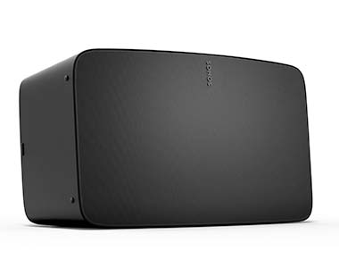 Sonos Five Black for Turntable