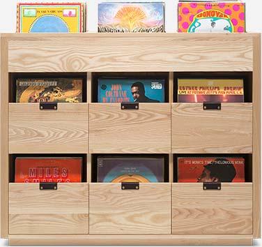Dovetail Vinyl Storage Program